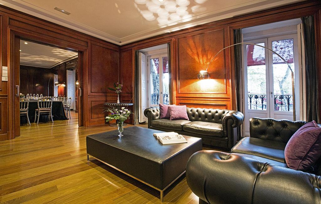 Hotel Hospes Puerta De Alcala-Conference Lounge<br/>Image from Leonardo