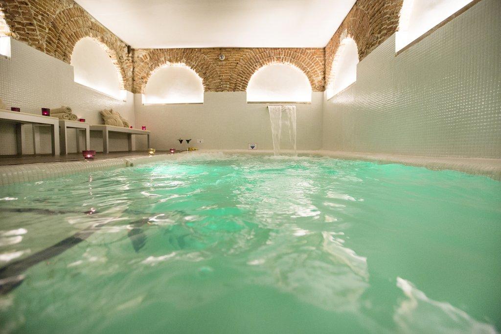 Hotel Hospes Puerta De Alcala-Bodyna Pool<br/>Image from Leonardo