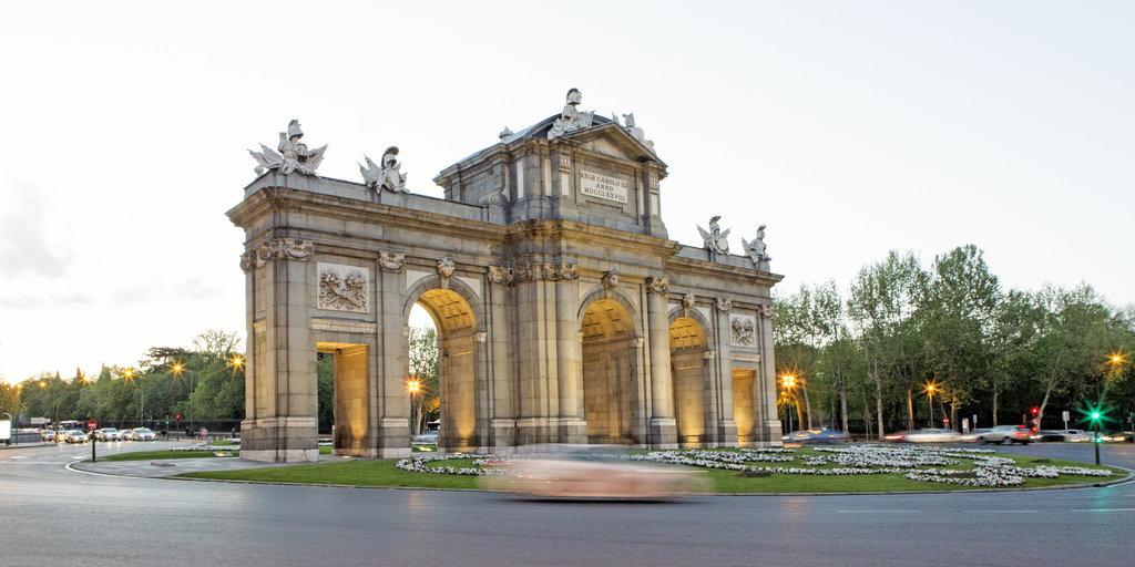 Hotel Hospes Puerta De Alcala-Exterior Puerta De Alcala<br/>Image from Leonardo