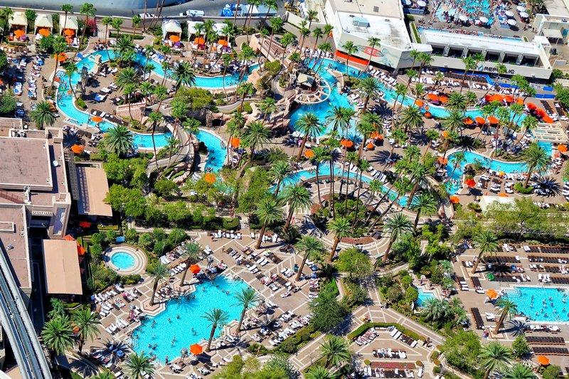 MGM Grand Hotel & Casino - MGM Grand Pool <br/>Image from Leonardo