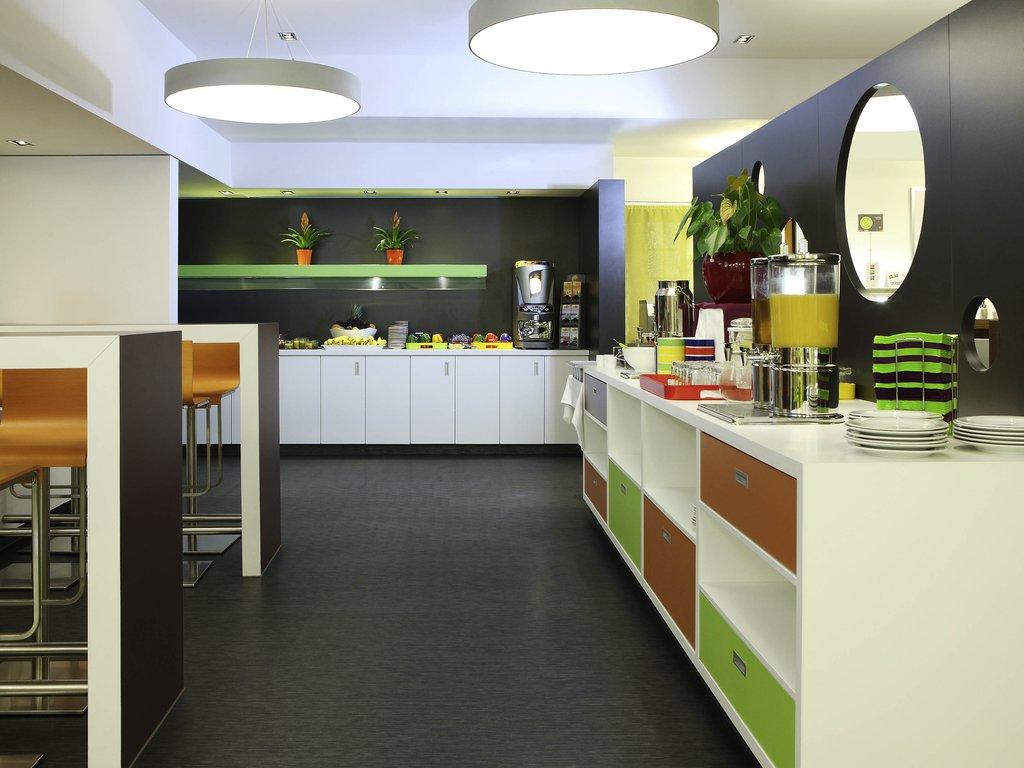 Ibis Styles Lucerne-Restaurant<br/>Image from Leonardo