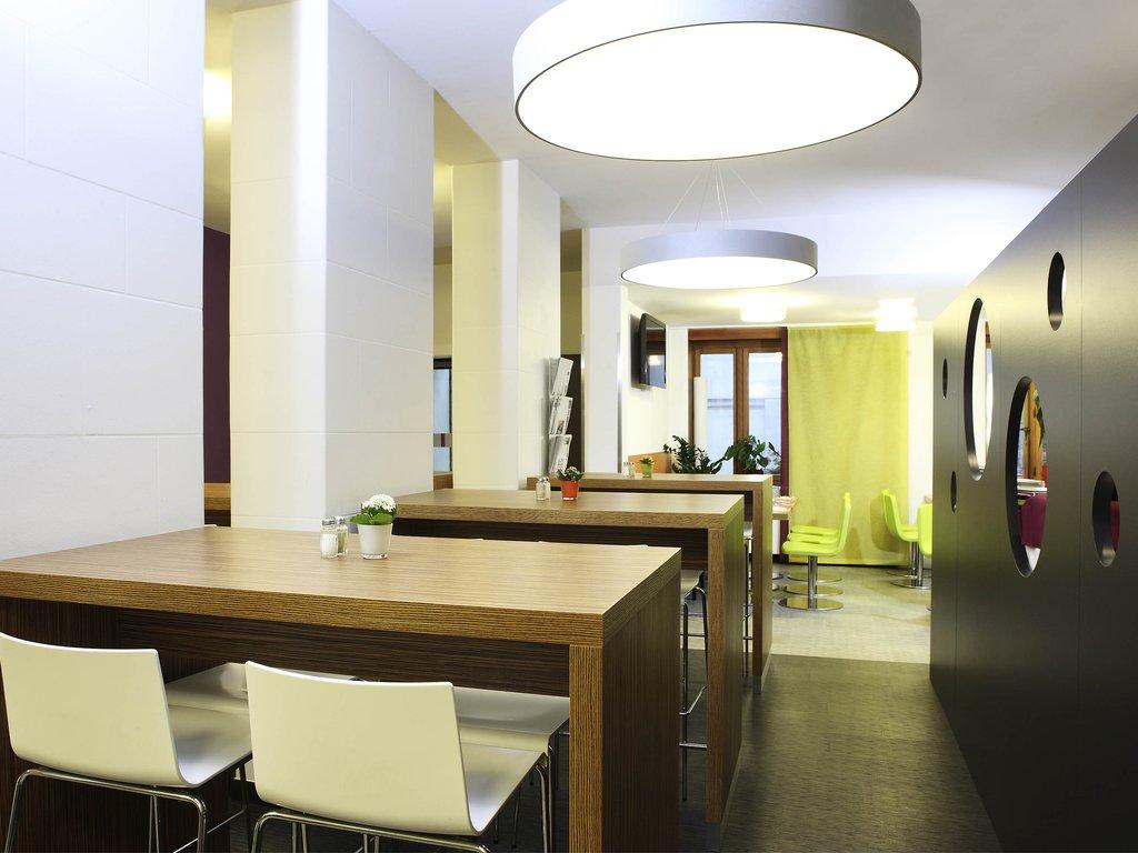 Ibis Styles Lucerne-Interior<br/>Image from Leonardo