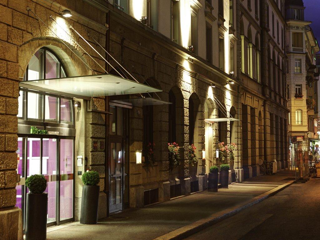 Ibis Styles Luzern City Hotel-Recreational Facilities<br/>Image from Leonardo