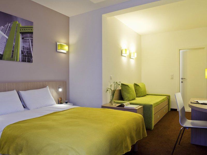 Adagio Access Brussels Europe-Living Room<br/>Image from Leonardo