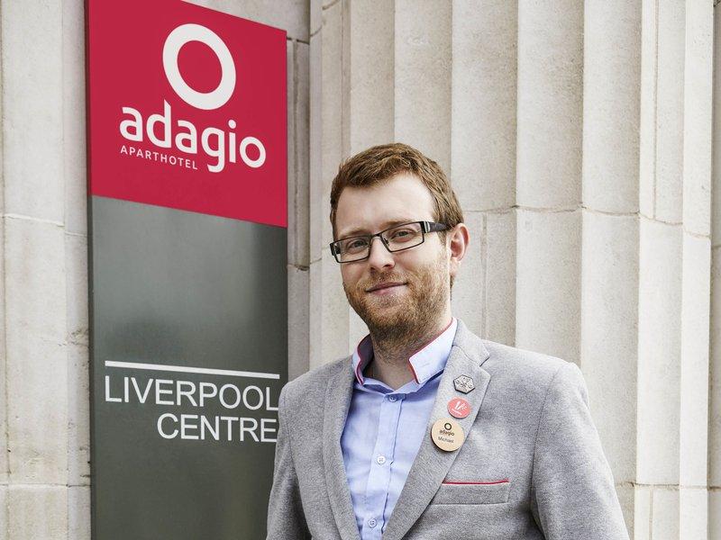 Aparthotel Adagio Liverpool City Centre-Exterior<br/>Image from Leonardo