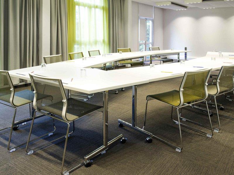 Novotel Bern Expo-Meeting Room<br/>Image from Leonardo