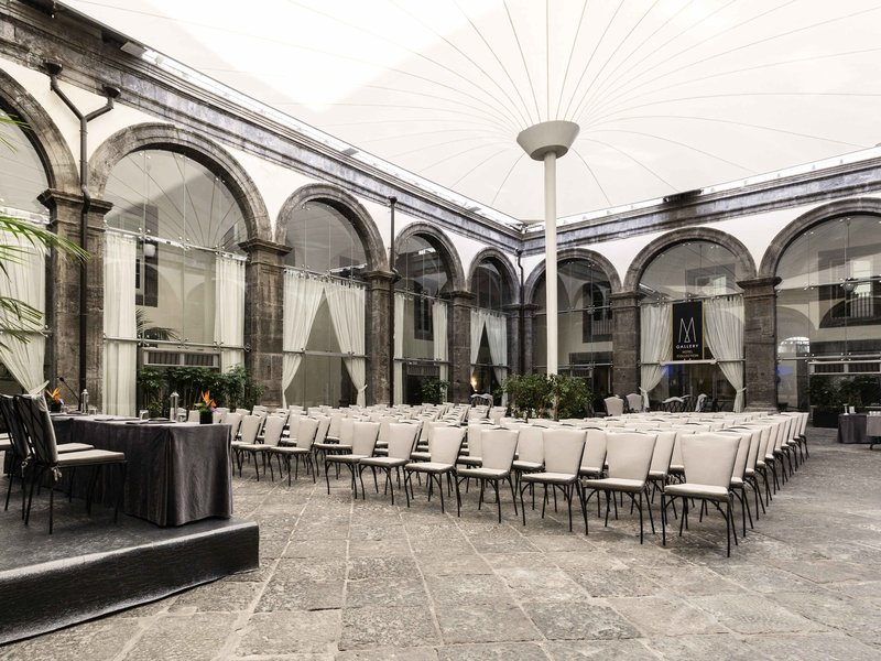 Palazzo Caracciolo MGallery-Meeting Room<br/>Image from Leonardo