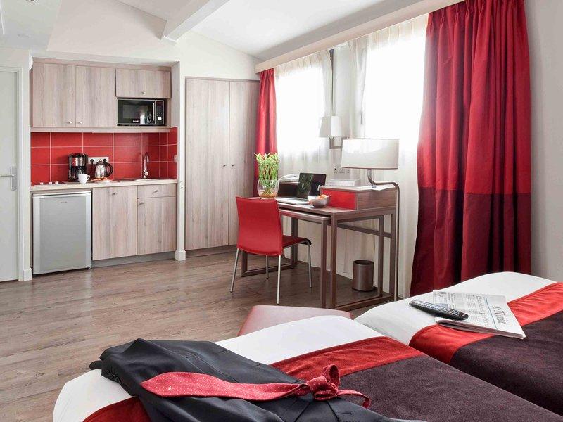 Adagio Aix en Provence Centre-Guest Room<br/>Image from Leonardo