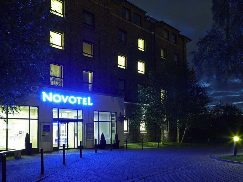 Novotel York Centre-Exterior<br/>Image from Leonardo