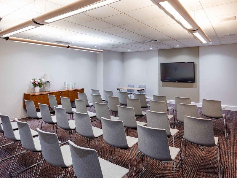 Novotel York Centre-Meeting Room<br/>Image from Leonardo