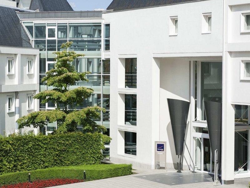 Novotel Brugge Centrum-Exterior<br/>Image from Leonardo