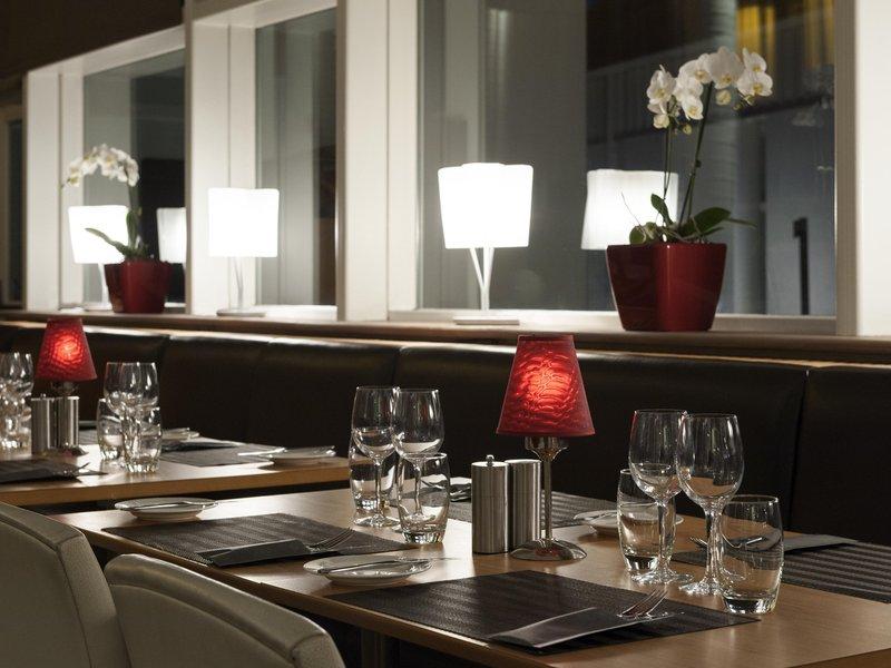 Novotel Brugge Centrum-Restaurant<br/>Image from Leonardo