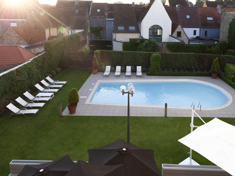 Novotel Brugge Centrum-Recreational Facilities<br/>Image from Leonardo