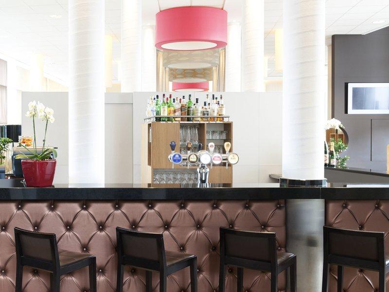 Novotel Brugge Centrum-Bar/Lounge<br/>Image from Leonardo