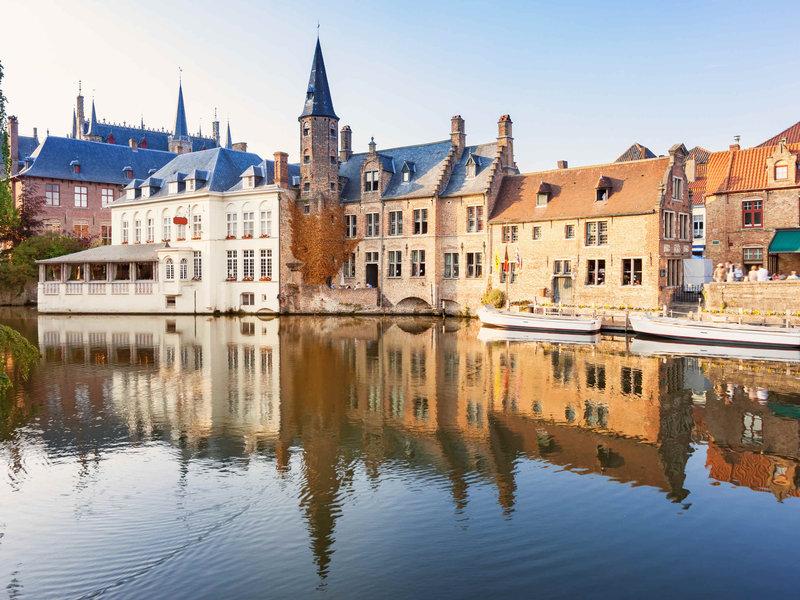 Novotel Brugge Centrum-Other<br/>Image from Leonardo