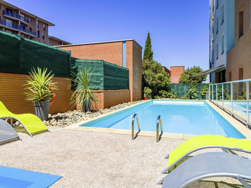 Aparthotel Adagio access Toulouse Jolimont-Recreational Facilities<br/>Image from Leonardo