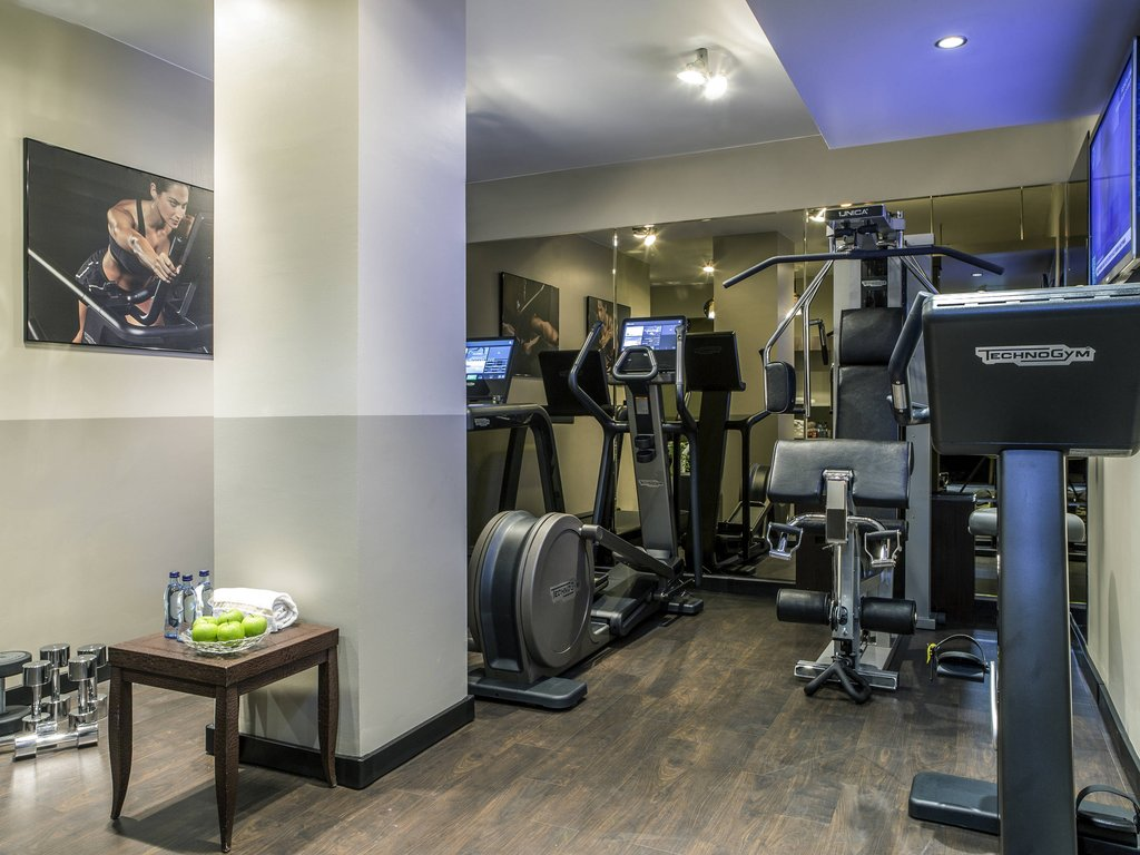Sofitel Lisbon Liberdade - Recreational Facilities <br/>Image from Leonardo