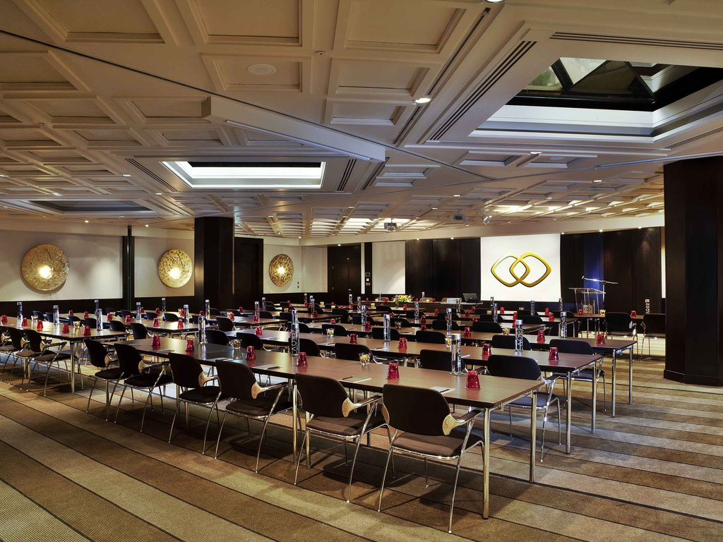 Sofitel Lisbon Liberdade - Meeting Room <br/>Image from Leonardo