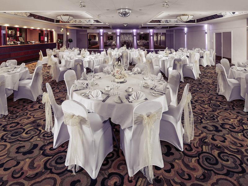 Mercure London Watford Hotel-Wedding<br/>Image from Leonardo