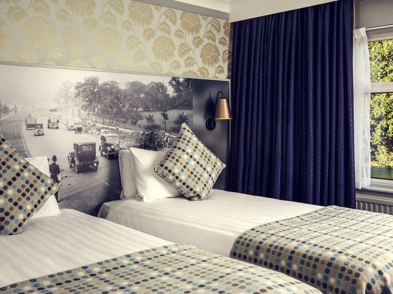 Mercure London Watford Hotel-Guest Room<br/>Image from Leonardo