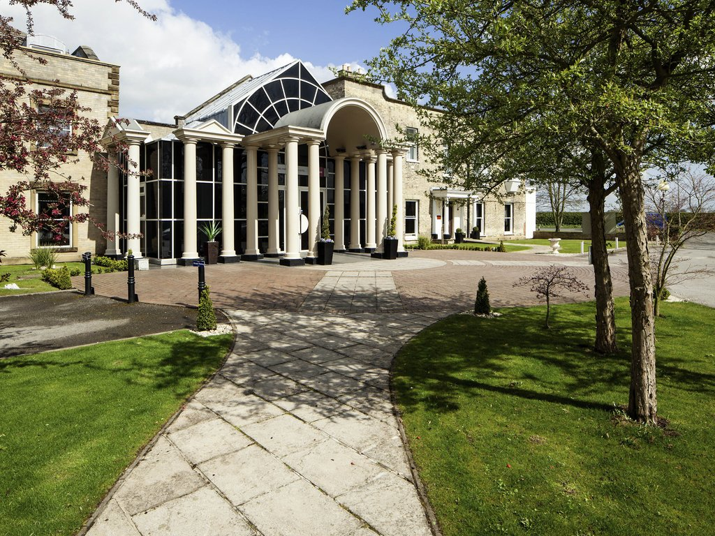 Mercure York Fairfield Manor-Exterior<br/>Image from Leonardo