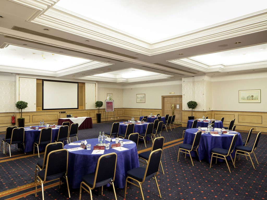 Mercure York Fairfield Manor-Meeting Room<br/>Image from Leonardo