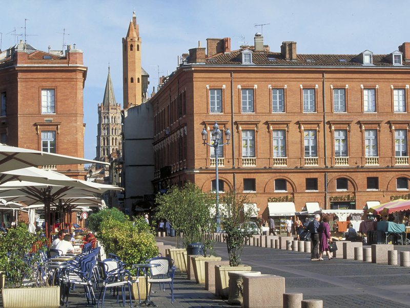Adagio Access Toulouse Cyprien-Other<br/>Image from Leonardo