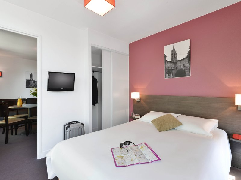 Adagio Access Toulouse Cyprien-Guest Room<br/>Image from Leonardo