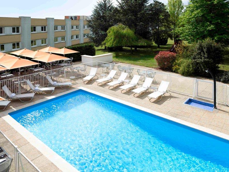 Novotel Macon Nord-Exterior<br/>Image from Leonardo