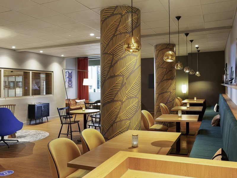 Novotel Den Haag World Forum-Restaurant<br/>Image from Leonardo