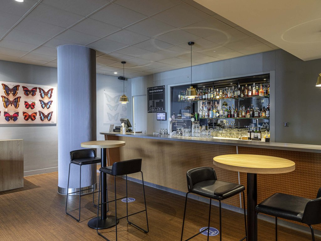 Novotel Den Haag World Forum-Recreational Facilities<br/>Image from Leonardo