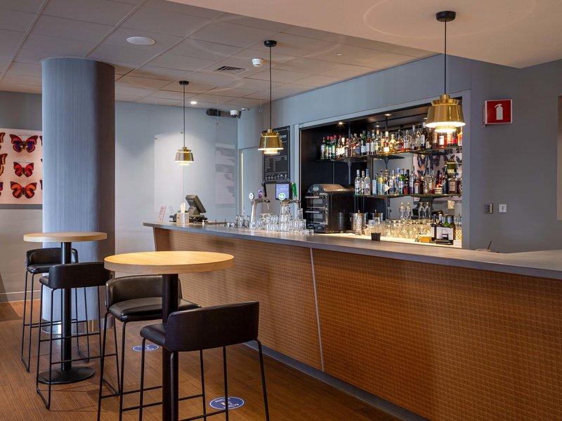 Novotel Den Haag World Forum-Bar/Lounge<br/>Image from Leonardo