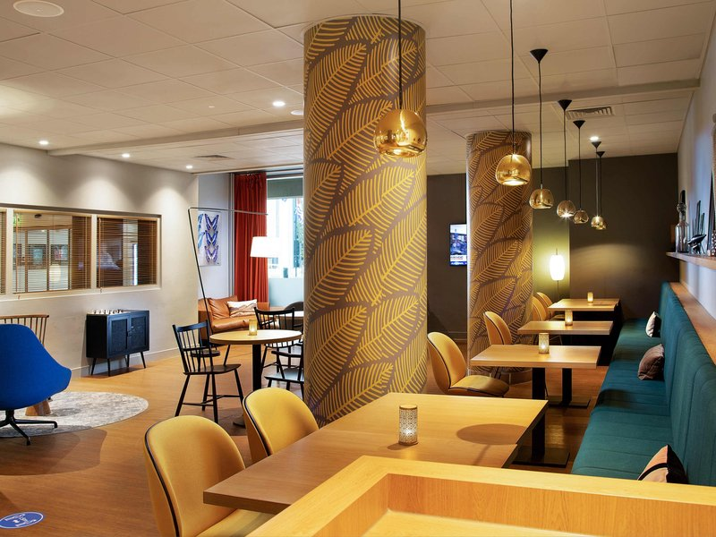 Novotel Den Haag World Forum-Interior<br/>Image from Leonardo
