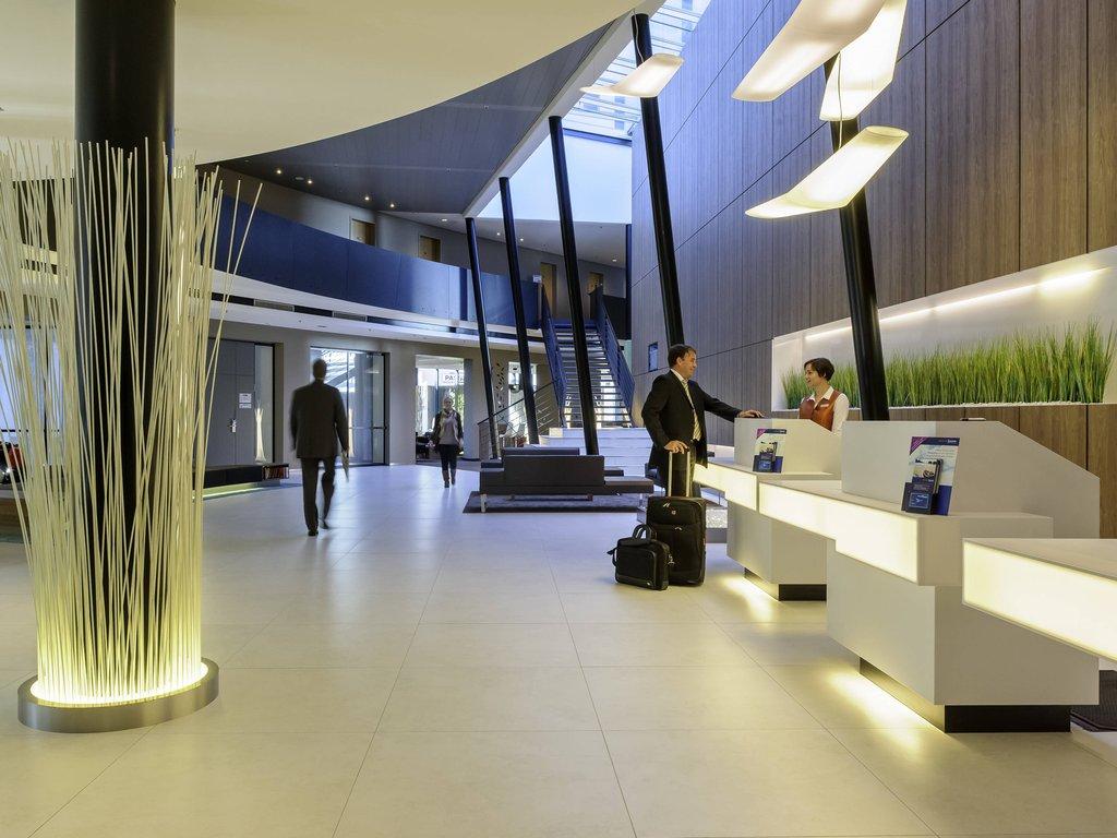 Novotel Hannover-Exterior<br/>Image from Leonardo