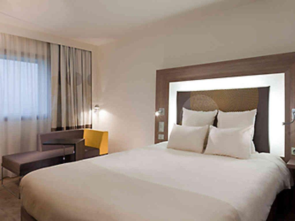 Novotel Hannover-Guest Room<br/>Image from Leonardo