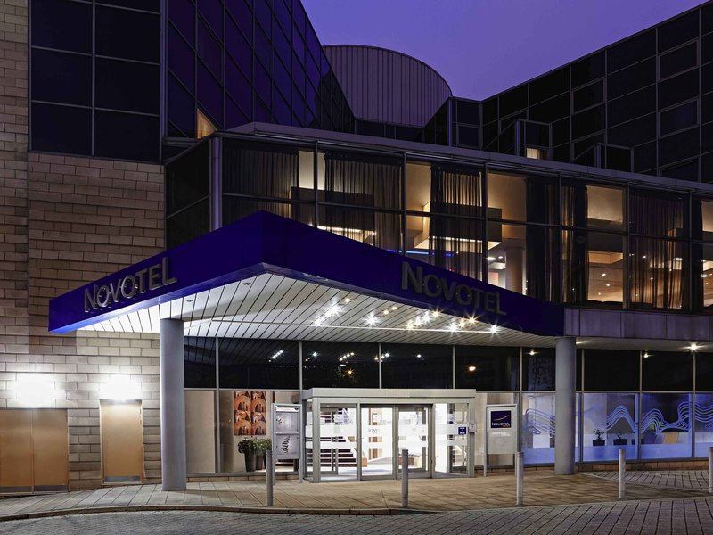 Novotel Sheffield Centre-Exterior<br/>Image from Leonardo