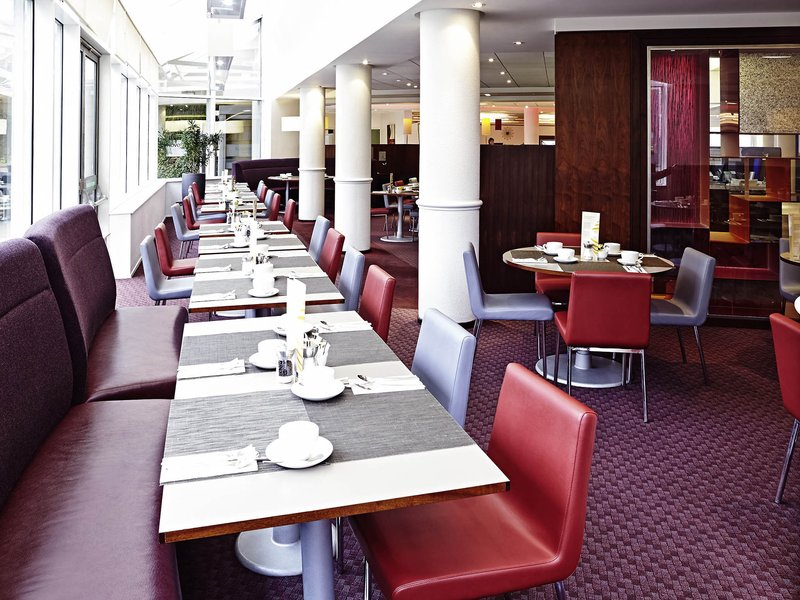 Novotel Sheffield Centre-Restaurant<br/>Image from Leonardo
