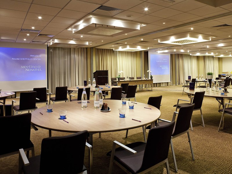 Novotel Sheffield Centre-Meeting Room<br/>Image from Leonardo