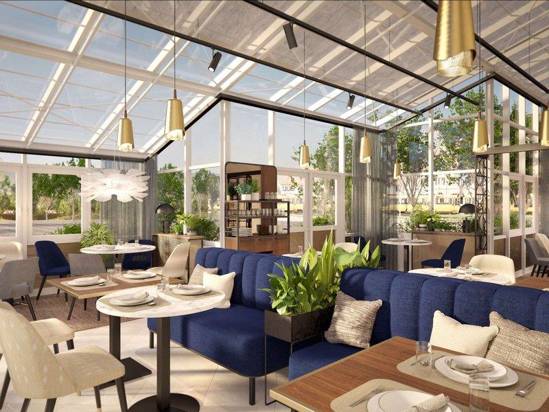 Pullman Stuttgart Fontana-Restaurant<br/>Image from Leonardo