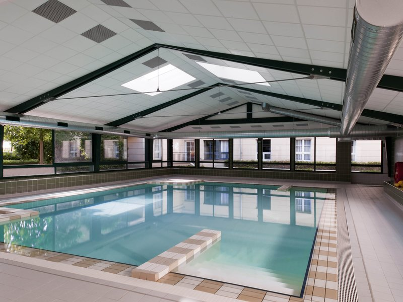 Adagio Val d'Europe-Recreational Facilities<br/>Image from Leonardo