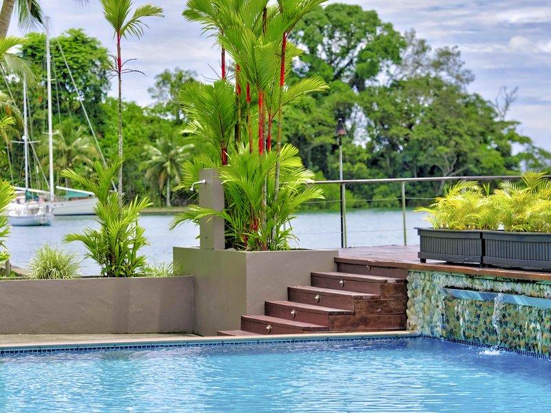 Novotel Suva Lami Bay-Pool<br/>Image from Leonardo