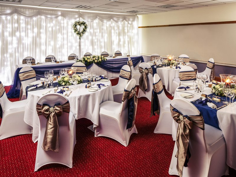 Mercure Maidstone Great Danes Hotel-Wedding<br/>Image from Leonardo
