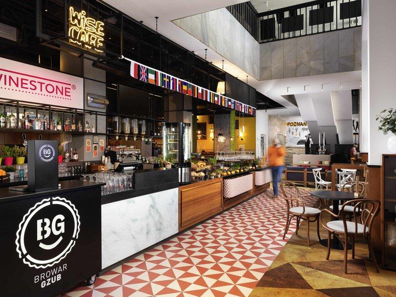 Novotel Poznan Centrum-Restaurant<br/>Image from Leonardo