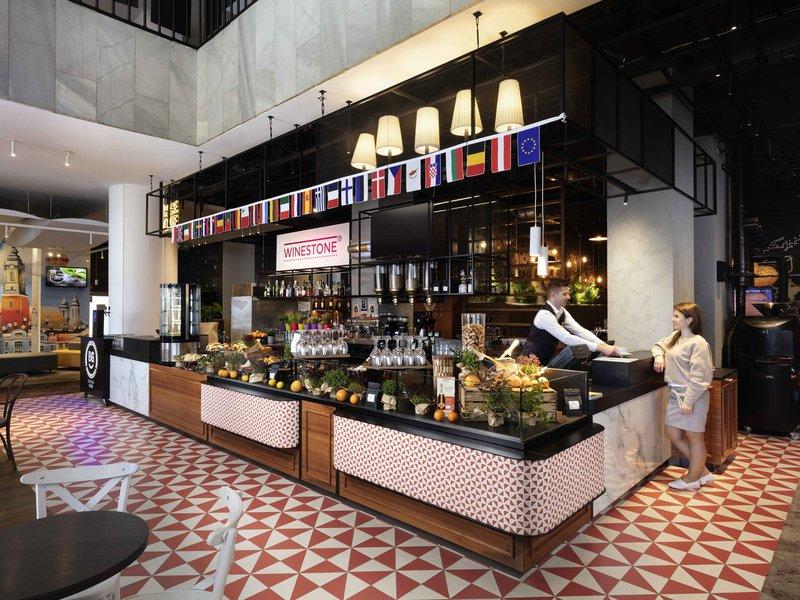 Novotel Poznan Centrum-Bar/Lounge<br/>Image from Leonardo
