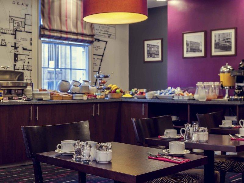 Mercure Nottingham City Centre-Restaurant<br/>Image from Leonardo
