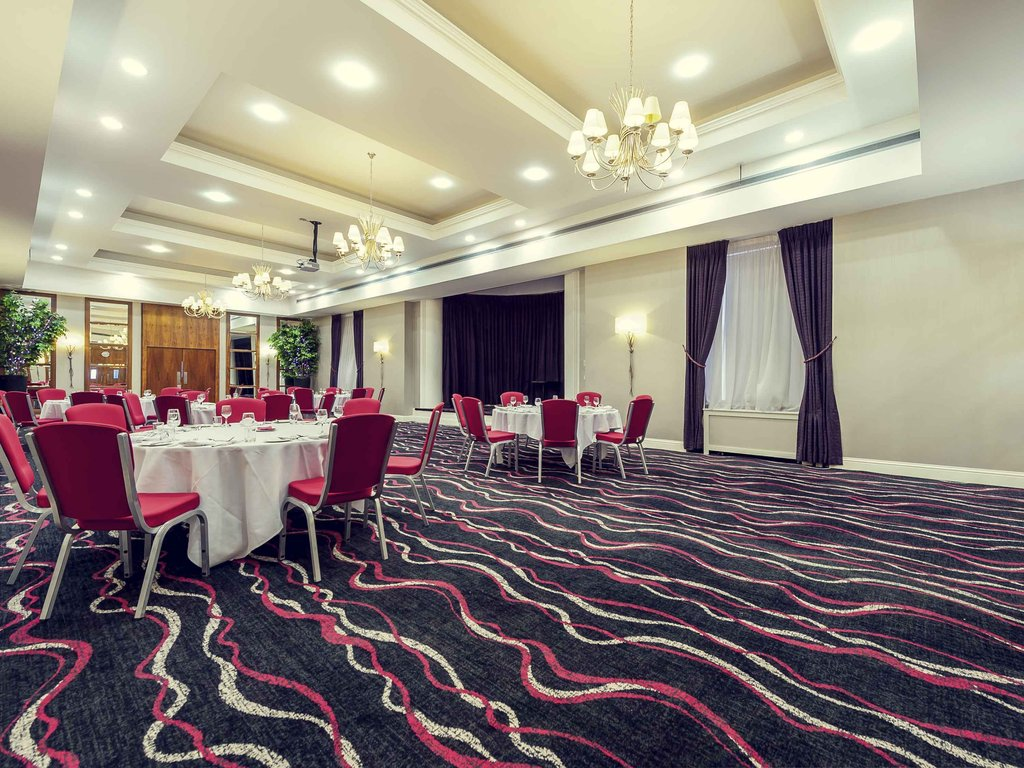 Mercure Nottingham City Centre-Meeting Room<br/>Image from Leonardo