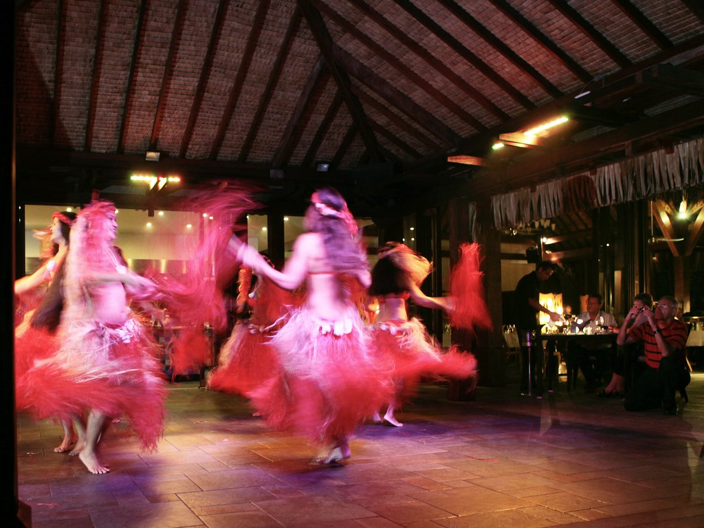 Sofitel Moorea Ia Ora Beach Resort - Restaurant <br/>Image from Leonardo