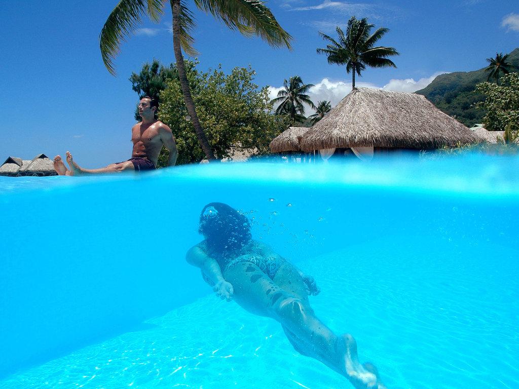 Sofitel Moorea Ia Ora Beach Resort - Recreational Facilities <br/>Image from Leonardo