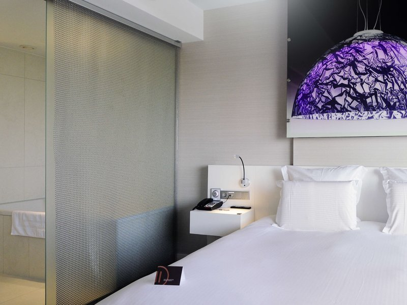 Pullman Eindhoven Cocagne-Guest Room<br/>Image from Leonardo