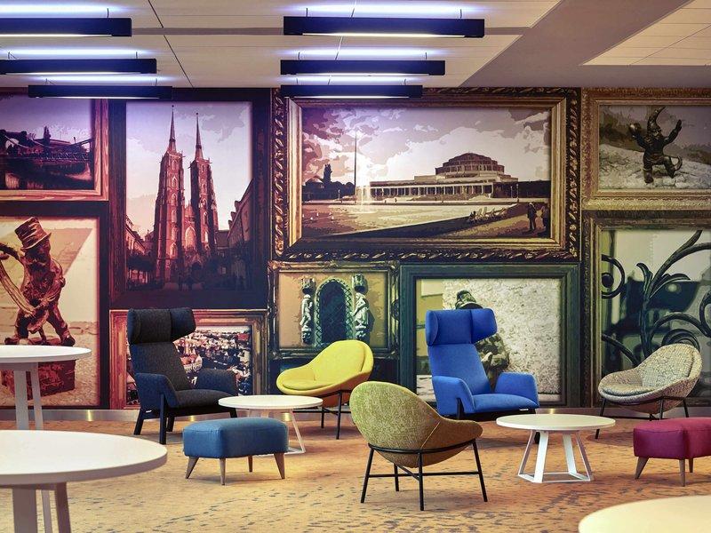 Hotel Mercure Wroclaw Centrum-Exterior<br/>Image from Leonardo